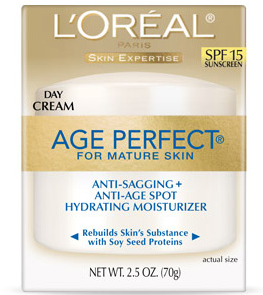 LOreal Paris Age Perfect Skincare Product