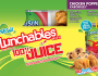 LUNCHABLES Combinations With Juice Drink