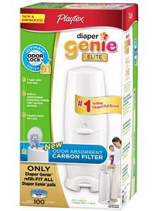 Playtex Diaper Genie Elite Pail