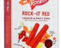 Ruby Rockets Veggie Fruit Pops
