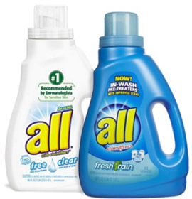 all Laundry Detergent8
