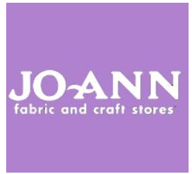 Jo-Ann Fabric and Crafts: 50% off One Regular Priced Item