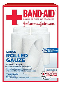 BAND-AID First Aid Products2