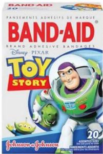 Band-Aid Adhesive Bandages