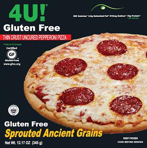 Better4U Foods Pizza