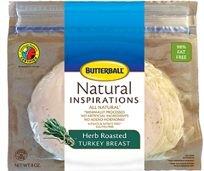 Butterball Natural Inspirations Lunchmeat
