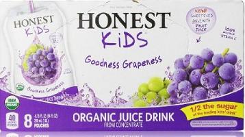 Honest Kids Juice 8-Pack