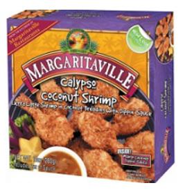 Margaritaville Seafood item