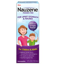 Nauzene Liquid For Kids