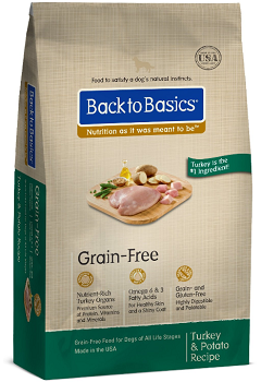 Back to Basics Dry Food for Dogs