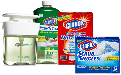 Clorox-Products