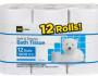 DG Home Paper Towels 12 pack