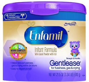 Enfamil Gentlease