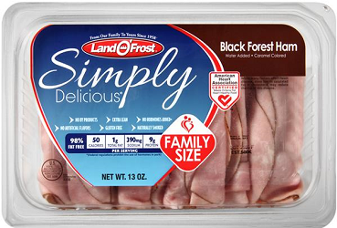 LandOFrost Simply Delicious Lunchmeats