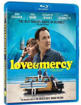 Love Mercy Blu-ray