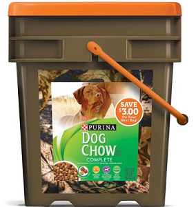 PAIL Purina Dog Chow Complete