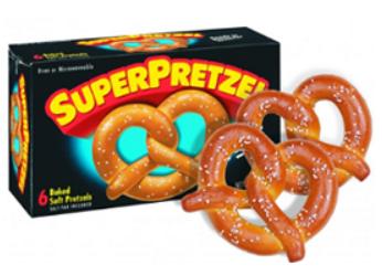 SuperPretzel Soft Pretzel Product