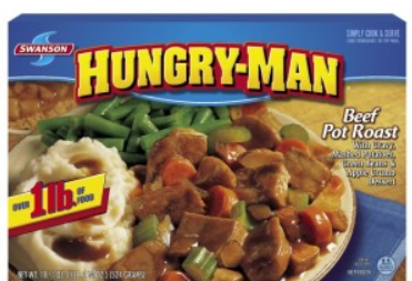 Hungry Man Dinners