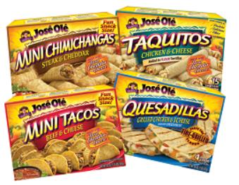 Jose Ole Snack Items