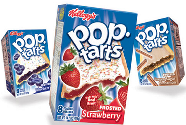 picture relating to Pop Tarts Coupons Printable known as $1.00 off 3 Kelloggs Pop-Tarts Toaster Pastries Coupon