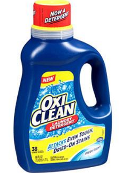 OxiClean Laundry Detergent1