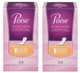 Poise-Liners