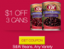 SW Beans Coupon