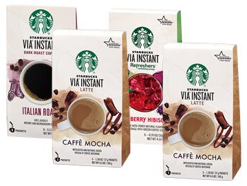 Starbucks-VIA-Product