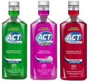 act fluoride rinse coupon