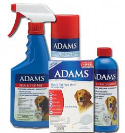 Adams Flea Tick Control Product