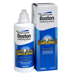 Bausch and Lomb Boston Conditioning or Cleaning Solution