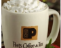 Beverage at Peets Coffee Tea