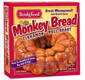 Bridgford Monkey Bread