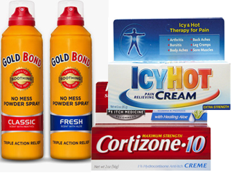 image about Icy Hot Coupons Printable called 8 Fresh Coupon codes: Gold Bond, Cortizone, Aspercreme, Icy Incredibly hot