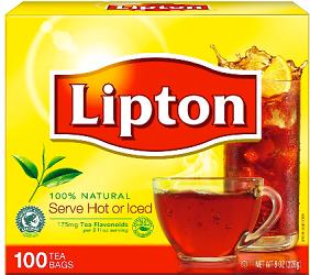 Lipton Tea New 2015