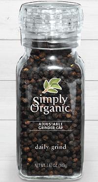 Simply Organic Grinder