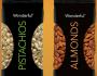 Wonderful Pistachios and Wonderful Almonds