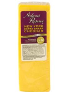 Adams Reserve New York Extra Sharp Cheddar Cheese