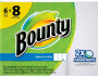 Bounty Paper Towels 6-Count