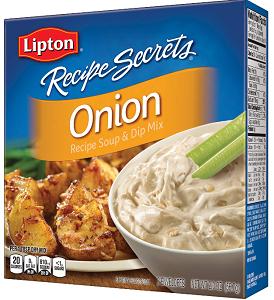 Lipton Recipe Secrets