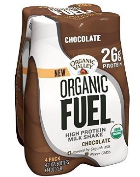 Organic Valley Organic Fuel 4 Pack