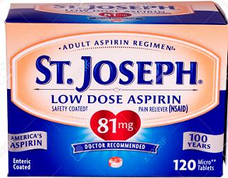 St Joseph Low Dose Aspirin