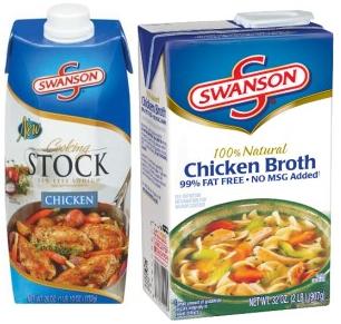 Swanson Broths or Stock