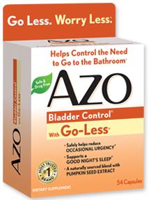AZO Bladder Control Product