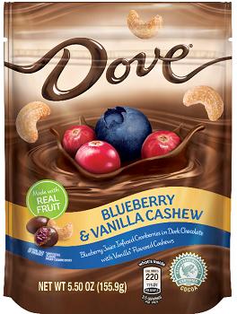DOVE Fruit Nut