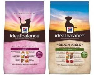 Hills Ideal Balance Dog or Cat Dry Food