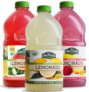 Old Orchard Lemonade