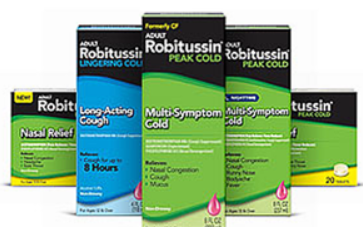 Robitussin Product