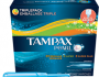 Tampax Pearl Product