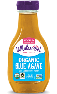 Wholesome Organic Blue Agave Products